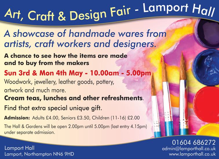 Lamport Hall Craft Fair