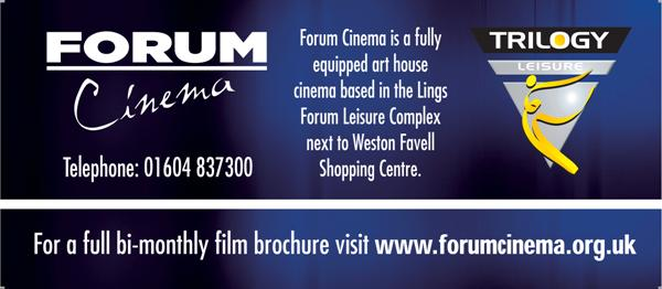 Forum Cinema – What's On