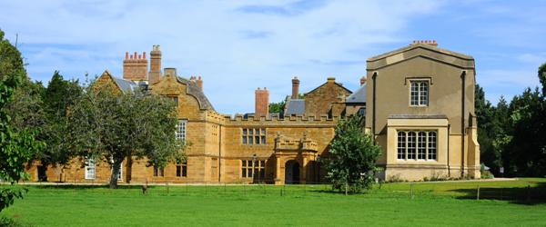 Delapre Abbey opens its doors to reveal 900 years of history!