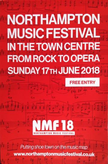 Northampton Music Festival: Sunday 17th June — The ...