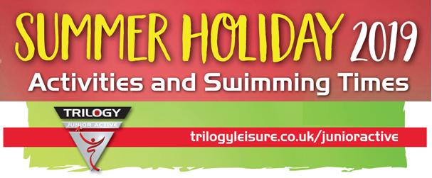 Trilogy Junior Active: Summer Holiday 2019